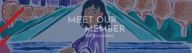 Nbas Meet Our Member Ine Jacobsen