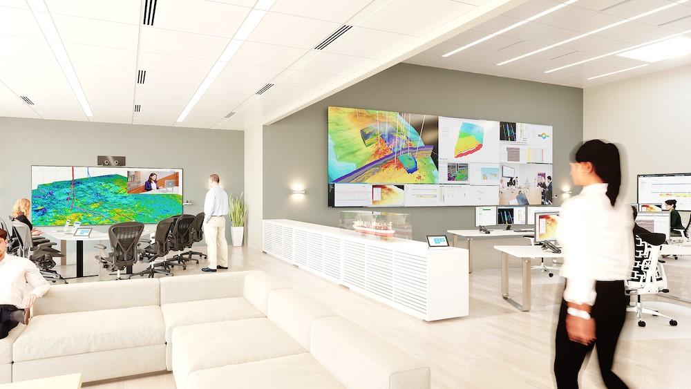 Dynamic Control Room By Cyviz