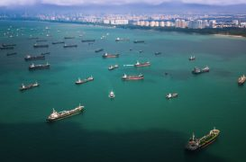 Singapore: Big business potential in the green transition of maritime sector