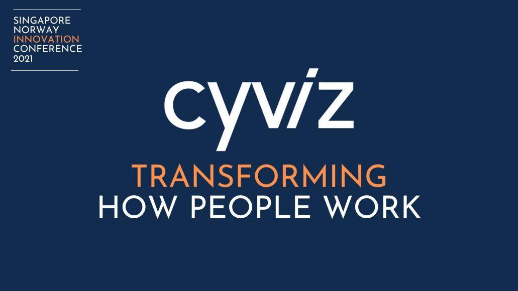 Snic 2021 Cyviz Silver Sponsor